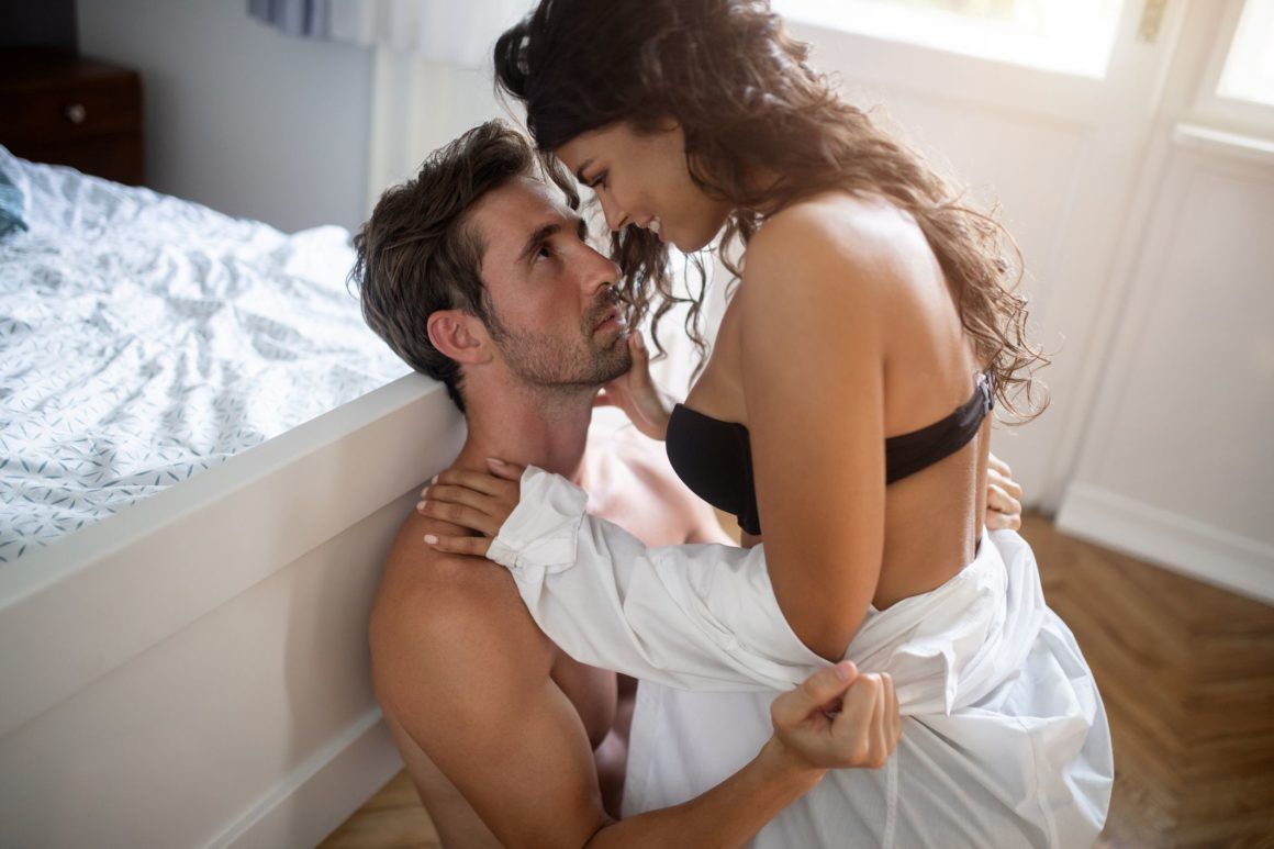 Seduce your partner without saying a word