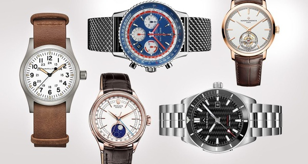 Ten Luxurious Watch Brands For Perfectionists