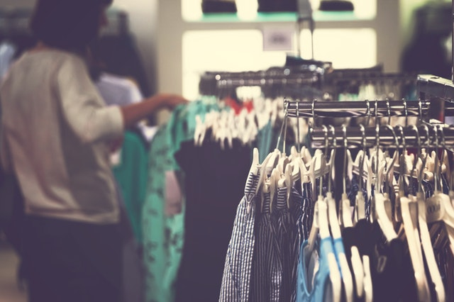 Clothes that suit you